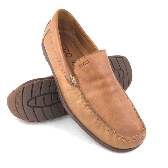 Ecco Classic Moc 2.0 Slip on Loafers EUR 42